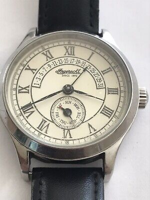 Retro Style Ingersol Automatic Limited Edition  Calander Watch