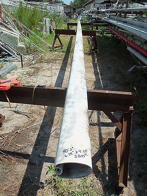 40 Foot Sailboat Mast Extrusion Catamaran cross member Aluminum