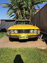 1976 Triumph Stag Convertible Panania Bankstown Area Preview