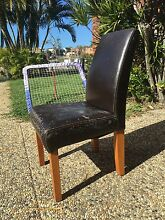 8 dining chairs. Mooloolaba Maroochydore Area Preview
