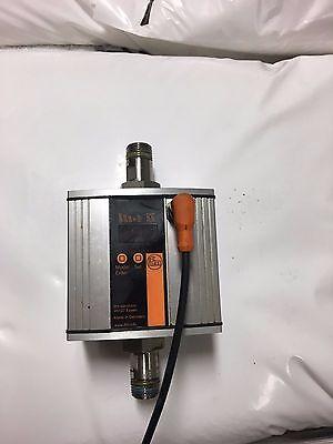 Ifm Su7001 Ultrasonic Flow Metersensor For Wateroils