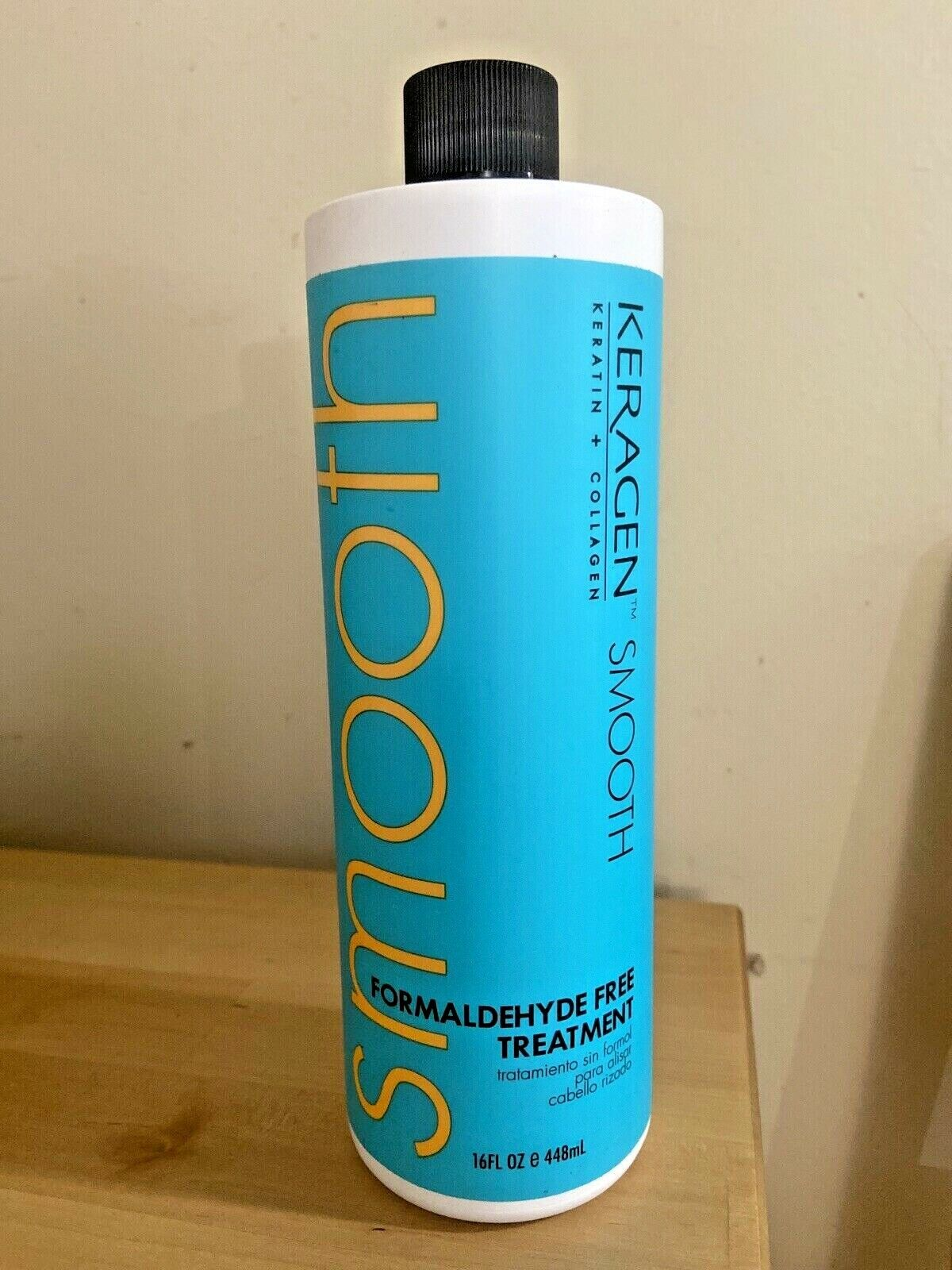 smooth keratin formaldehyde free treatment 16 oz
