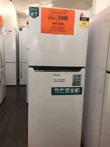 HISENSE 230L FROST FREE FRIDGE IN WHITE WITH 12 MONTHS WARRANTY Dandenong Greater Dandenong Preview