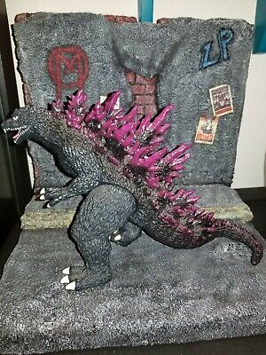 "Bandai Movie Monster Series MILLENNIUM 2007 Godzilla 6""Figure vinyl"