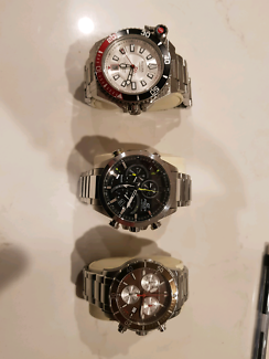 3 watches, fantastic buy