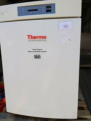 Thermo Forma Series Ii Water Jacketed Co2 Incubator Model 3110 Freightpickup