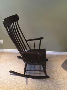 Maple Rocking Chair