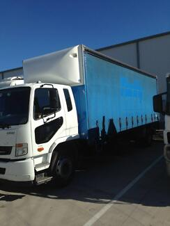 truck driver looking for work adelaide