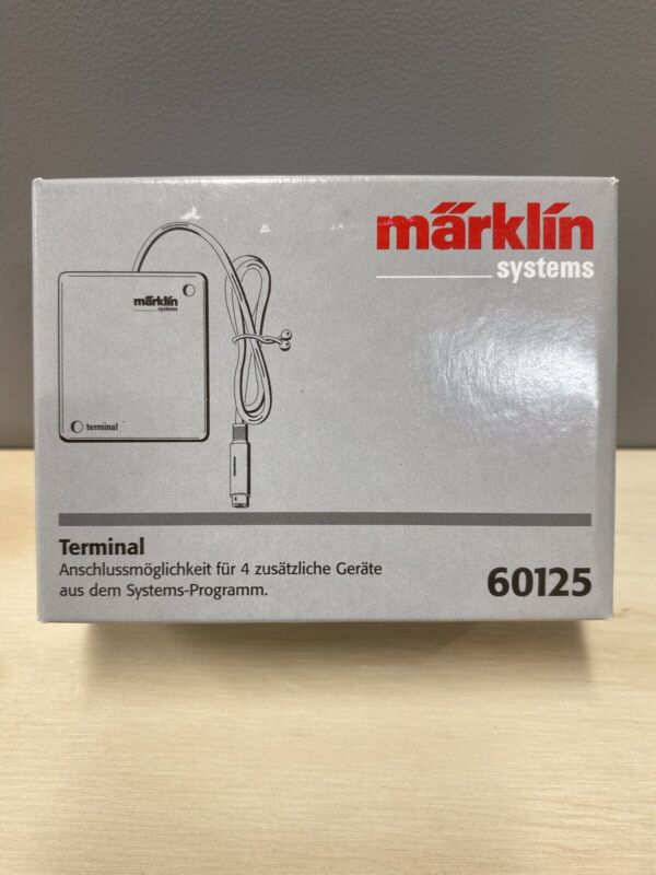 Marklin  60125  Terminal System Unit.  Never Used