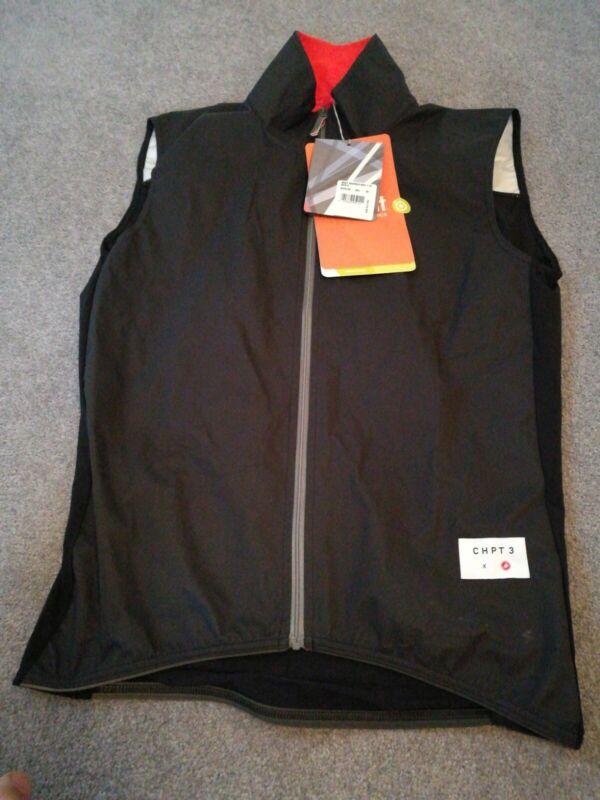 Castelli Chpt3 1.72 Size 39 Body Warmer Vest
