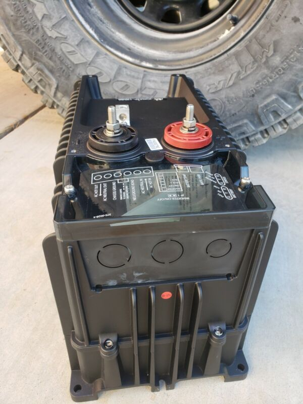 Flash Sale!!! AC/DC Inverter-Charger, 2500W, 24VDC, 120VAC,OUT OBX-IC2524P