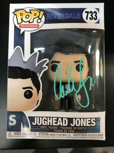 Riverdale Jughead Cole Sprouse Funko Pop Vinyl Autographed Signed COA #4