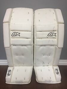 VARIOUS GOALIE EQUIPMENT FOR SALE