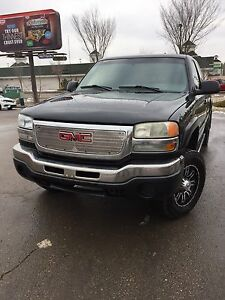 2005 GMC Sierra 2500 HD MUST GO ASAP