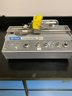 Dupont Instruments 951 Thermogravimetric Analyzer