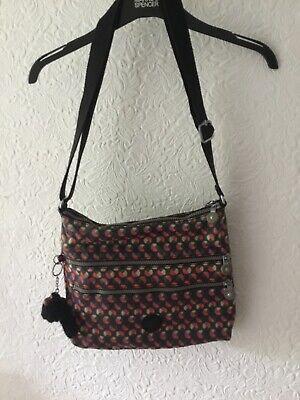 Kipling Alvar Medium Cross Body Bag.