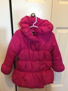 2T Girls Winter Coat