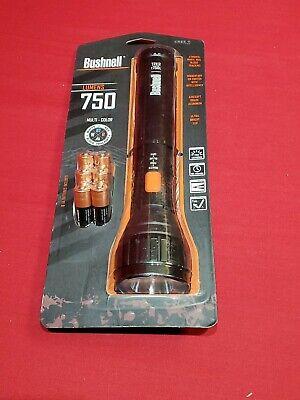 Bushnell 750 Lumens Multi-Color Flashlight #20341