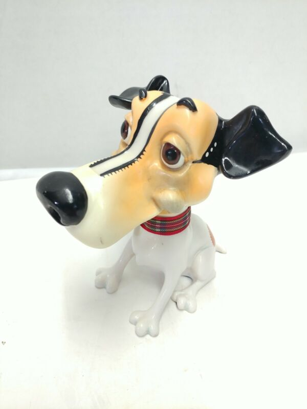 Cute Little Paws Wilf Jack Russell Terrier Dog Figurine Sculpture Arora Pet