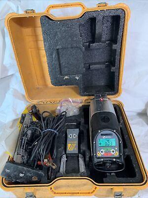 Spectra Precision 1280 Pipe Laser Level Dialgradetrimbletopconagltransit
