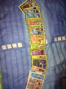 Pokemon Cards- Assorted Holos and Reverse Holos