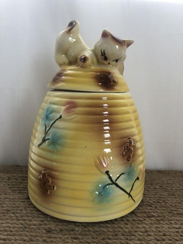 Vintage Cookie Jar 1950