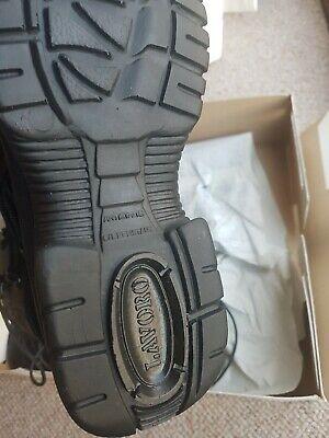 LAVORO Daintree chainsaw boots  UK7 EU41