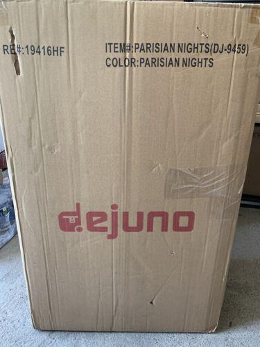 Dejuno 3-Piece Lightweight Hardside Spinner Upright Luggage