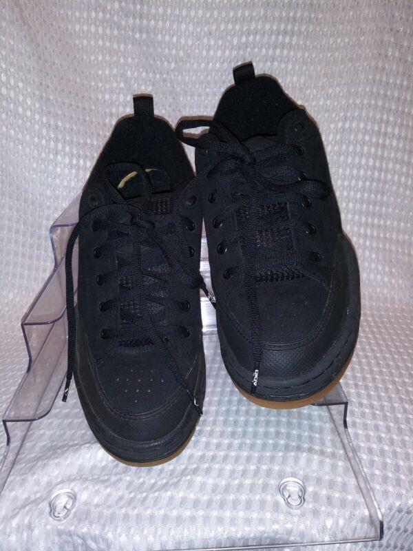 Adio Black Skate Shoes Size 8.5
