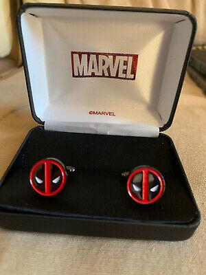 Deadpool gemelli da polso originali Marvel