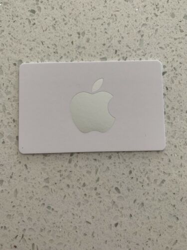 Apple Store Gift Card 25 - $23.00