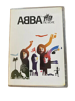 Abba: The Movie DVD ~ includes 18 page booklet insert ~ ***MINT***