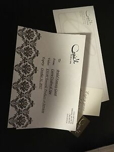 $30 Carrie'l Gift Certificate
