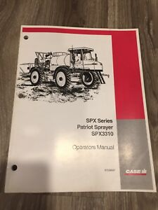 Case IH Operators Manuals