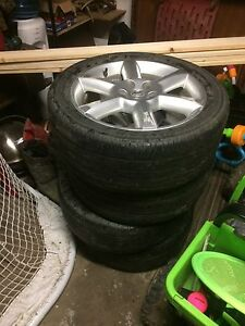 Nissan rims make an offer!