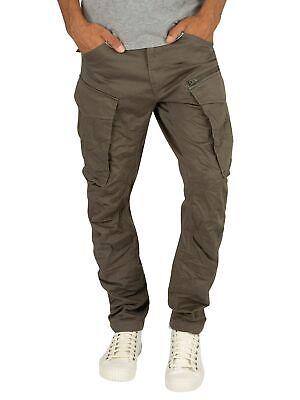 G-Star Men's Rovic Zip 3D Tapered Cargos, Grey