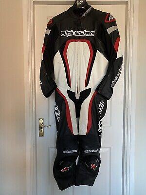 Alpinestars Motegi One-piece Suit EU52. Superb Condition