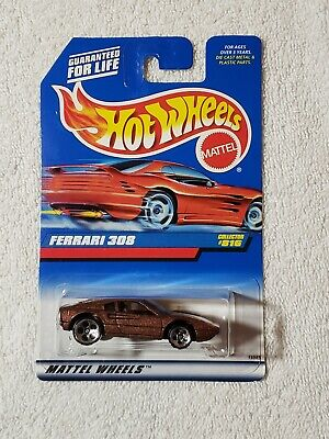 HOT WHEELS #816  FERRARI 308