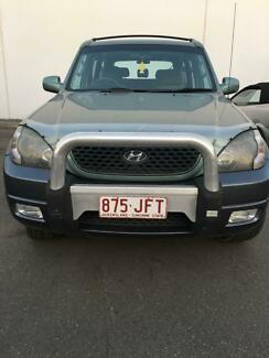 2005 Hyundai Terracan HIGHLANDER Automatic SUV Coopers Plains Brisbane South West Preview