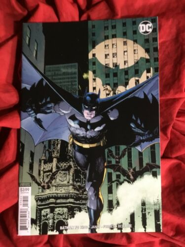 BATMAN #70~LENIEL FRANCIS YU COVER ART~TOM KING STORY~DC COMICS BOOK~B