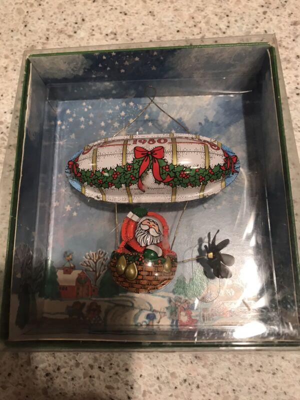 Hallmark Christmas Ornament Santa