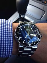Oris Aquis date Chermside Brisbane North East Preview