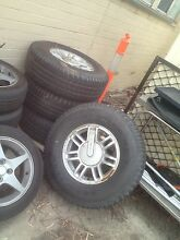 Hummer rims and tyres x 4 Holder Weston Creek Preview