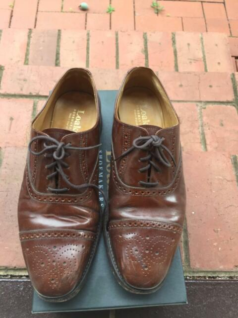 a070ceca Loake Oban Brown Dress Office shoes   Men's Shoes   Gumtree ...
