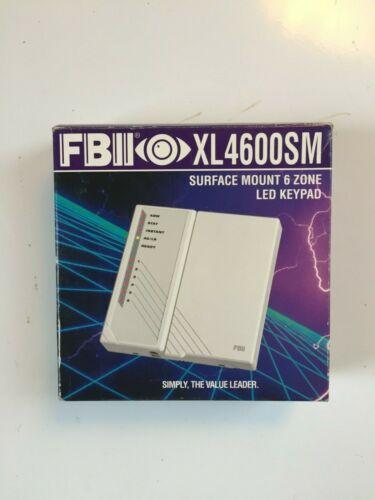 FBII Honeywell Keypad 6 Zone XL4600SM
