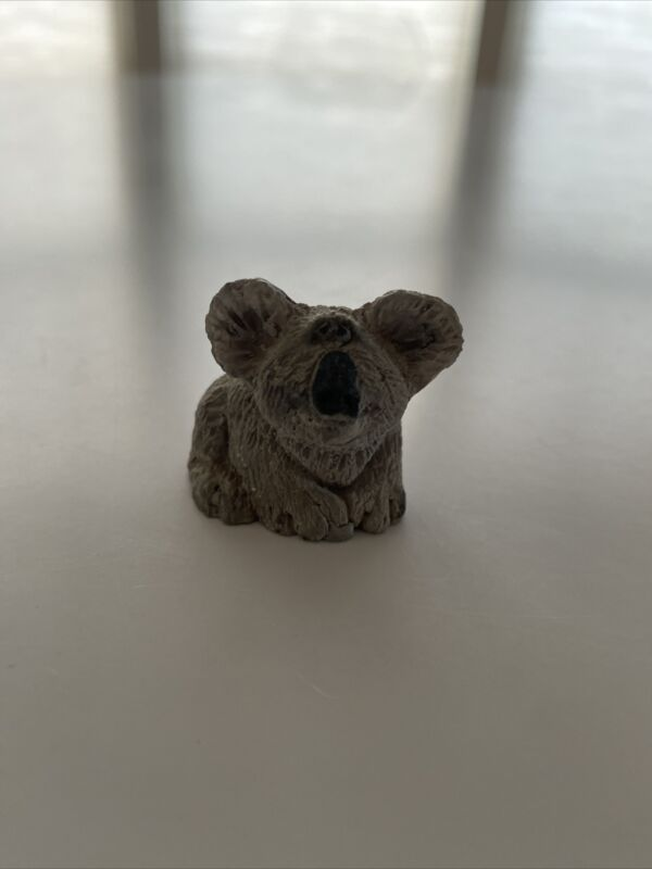 Vintage Baby Koala Bear Figurine