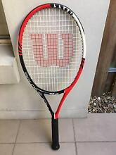 Wilson Six-One Comp Racquet in Excellent Condition Southport Gold Coast City Preview