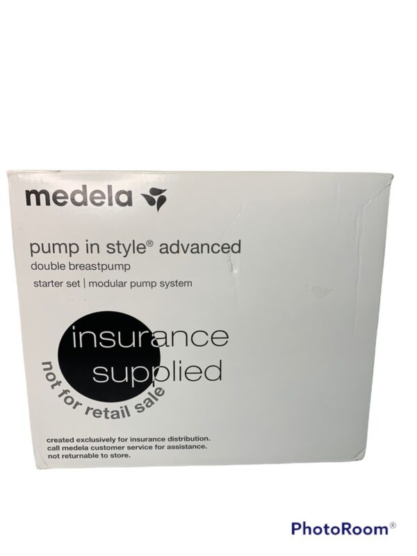 Medela Double Breast Pump In Style Advanced (Works/used)