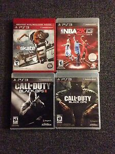 Cheap PS3 games for sale! Kitchener / Waterloo Kitchener Area image 1