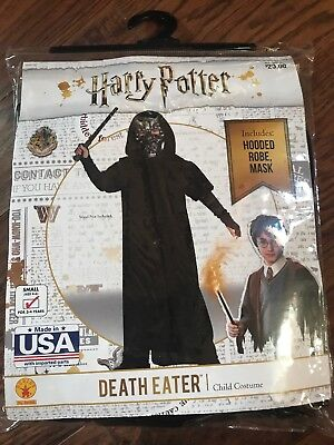 Harry Potter Child's Death Eater Costume, Small As Shown Standard - Death Eater Costume